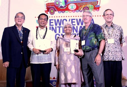 EWC 2016 alumni awards