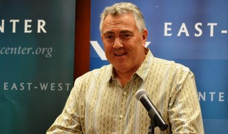 Australian Ambassdor to US Joe Hockey