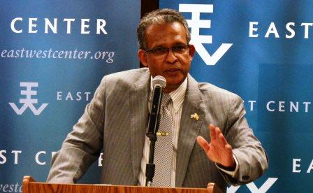 Sri Lanka Ambassador to the U.S. Prasad Kariyawasam