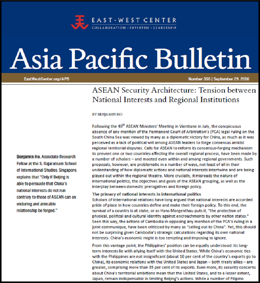Services and institutions by region: a selection of sites