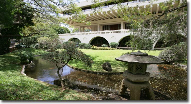 Japanese Garden | East-West Center | www.eastwestcenter.org