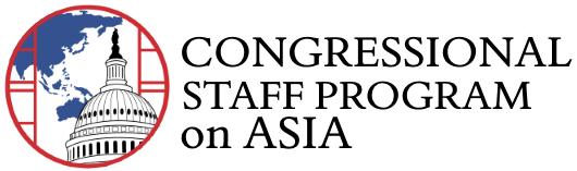 Congressional Staff Program on Asia logo