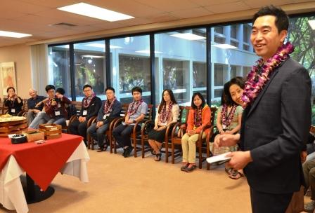 South Korean Teachers Visiting U.S. Schools to Share Globalized ...