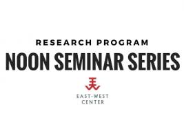 Research Noon Seminar Series