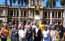 Pacific Islands Tourism Professional Fellows Program