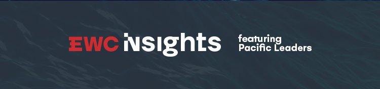 EWC Insights featuring Pacific Leaders