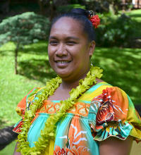 Janet Alteros, Federated States of Micronesia, Generation 4