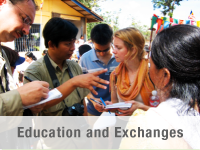 Education & Exchanges