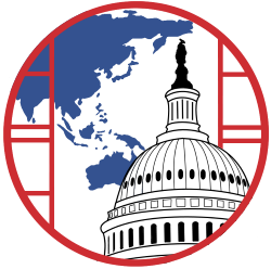 EWC-SPF Congressional Staff Program on Asia logo