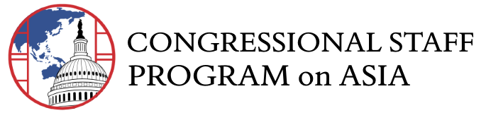 Congressional Staff Program on Asia logo