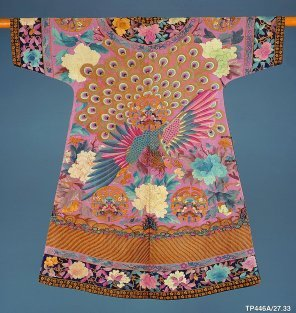 Woman' Birthday or Informal Ceremonial Robe