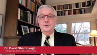 [video link] Webinar: Where Great Powers Meet: America & China in Southeast Asia