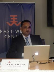 Dr. Rahul Mishra discusses China's One Belt One Road policy and what it might mean for other regional powers including the United States and India.