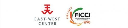 East-West Center and FICCI logos