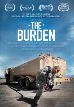 The Burden - movie cover image