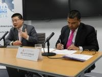 Dr. Ja Ian Chong Associate Professor, Political Science National University of Singapore and Dr. Satu Limaye, Director, East-West Center in Washington