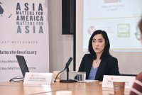 Ms. Elyse Mark  Visiting Fellow, U.S.-Japan-Southeast Asia Partnership in a Dynamic Asia Fellowship, East-West Center in Washington