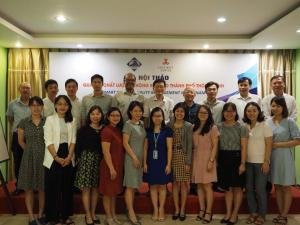 September 2018 meeting on urban air polution in Vietnam