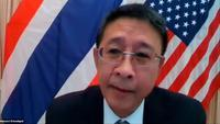[video link] US and Thailand Perspectives on Geostrategic Landscape and Regional Architecture