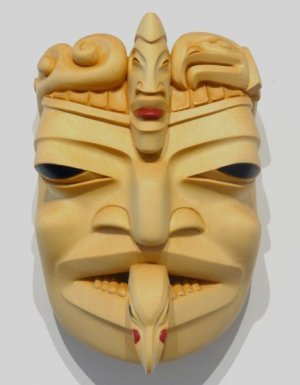 First Nations Art mask