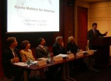 Korea Matters for America launch